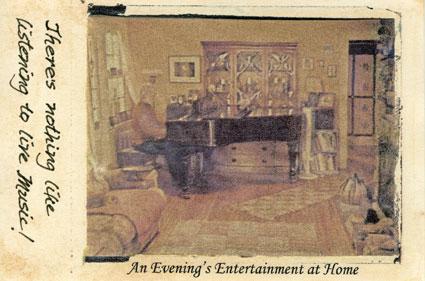 Evening Entertainment
