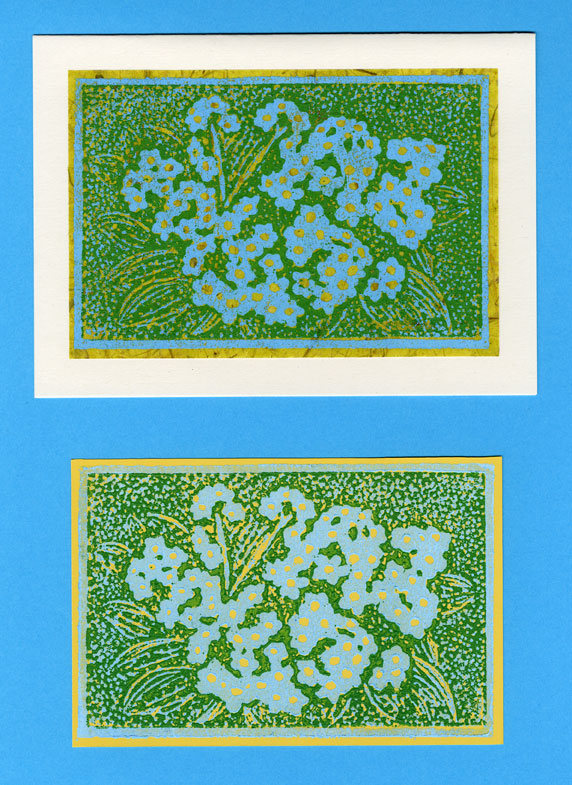 Forget-Me-Not; Note_Post