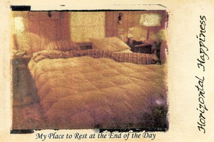 My Place to Rest